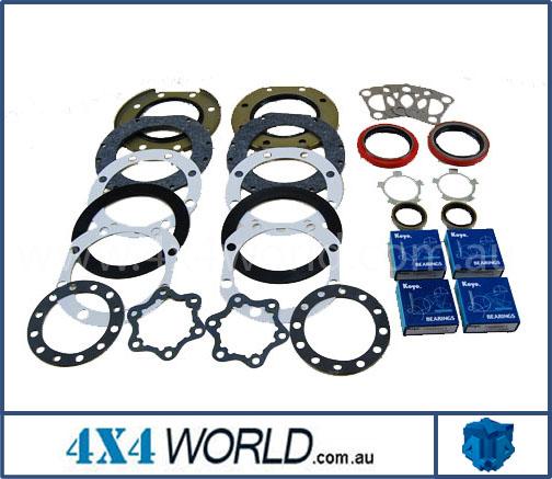 Steering Knuckle Repair Cost: SH3 REPAIR KIT - STEERING KNUCKLE