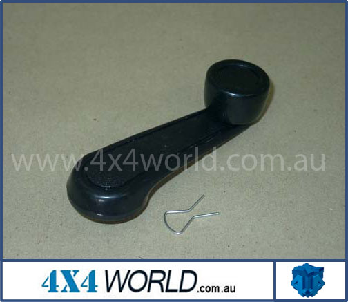 Toyota-Hilux-RN105-RN106-RN110-RN130-Window-Winder-Handle-Black-2