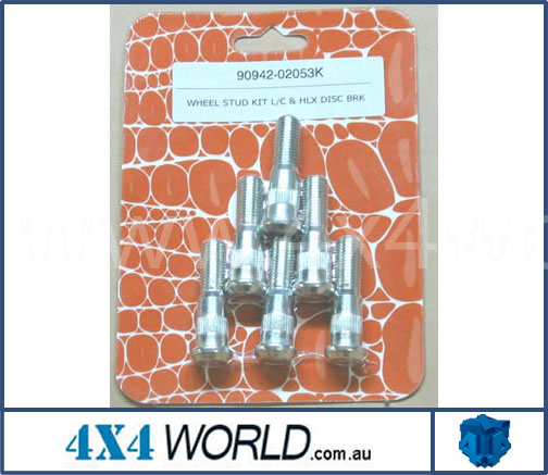 Landcruiser-HZJ75-FZJ75-Series-Wheel-Stud-Set-Disc