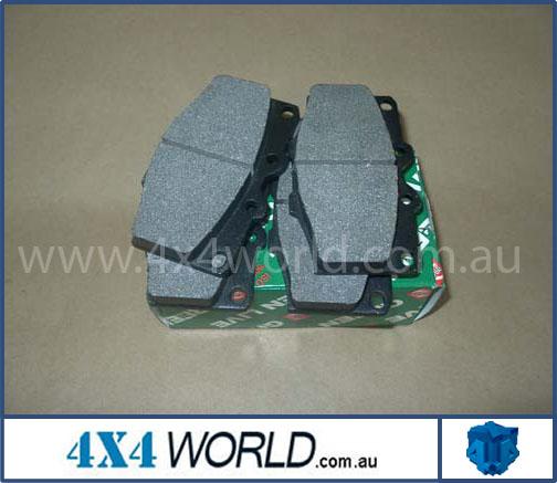 Toyota Landcruiser FJ62 FJ60 Series Brake Disc Pads
